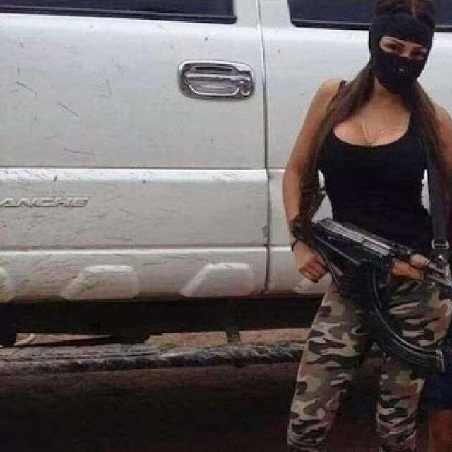 Mexican Cartel Instagram Photos