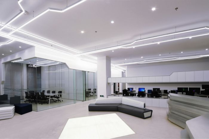 Training Center Of The OMG Cybersport Team