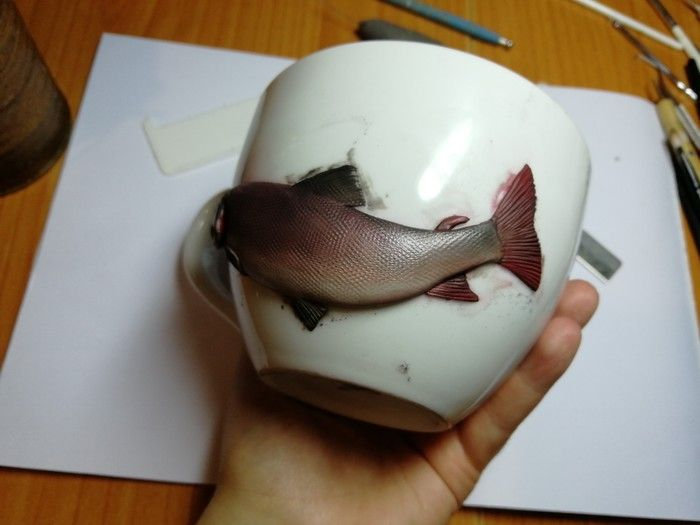 This Fish Looks So Real. But Is It?