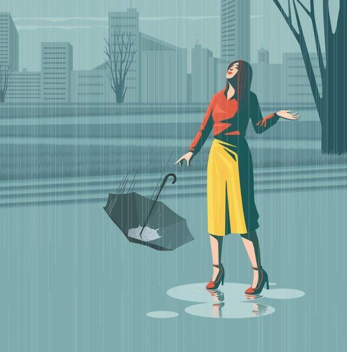 Brutally Honest Illustrations About Modern Life