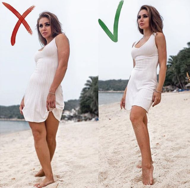 How To Look Better In The Photos