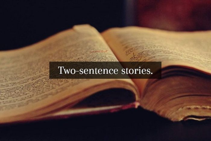 Two-sentence Stories