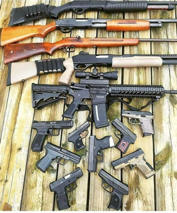 Weapons Collections