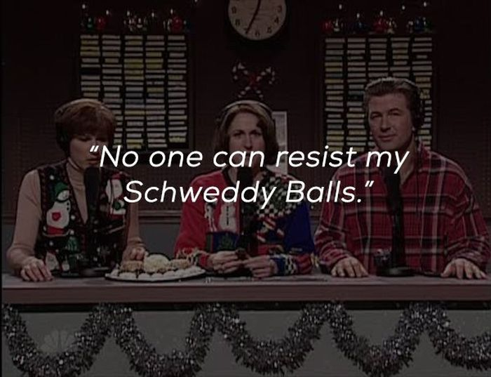 Iconic Lines From SNL