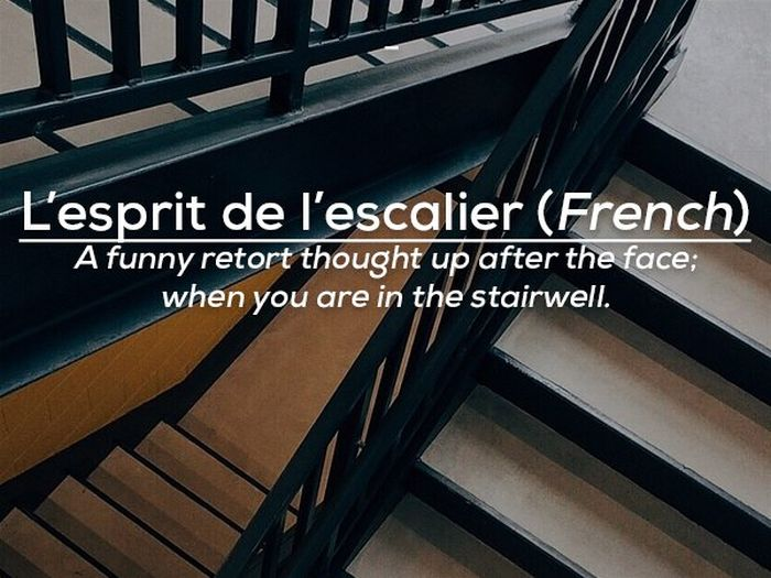 Words From Around The World With No English Equivalent