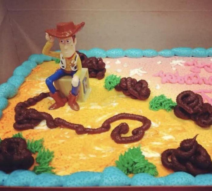 Cake Fails