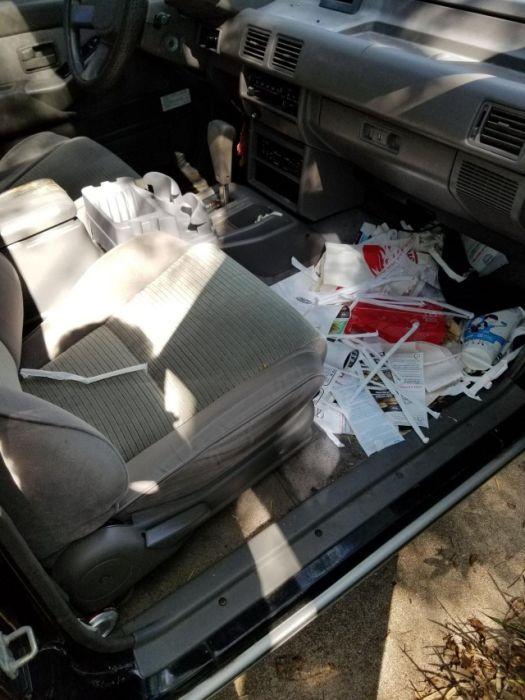 It's A Lot Of Trash