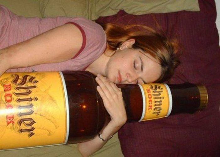 Funny Things About Drinking