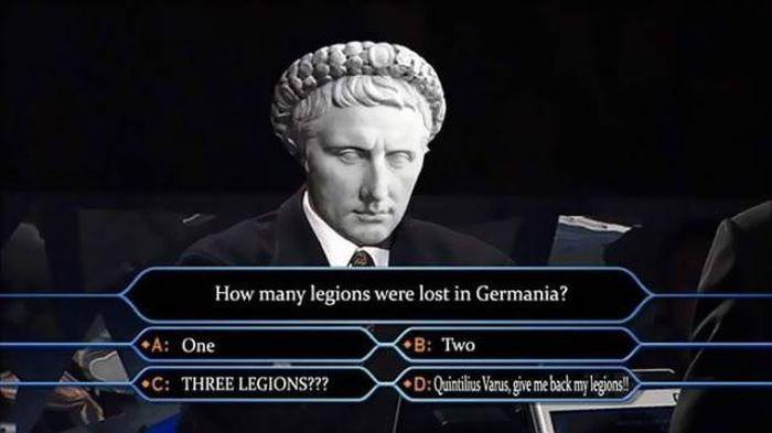 Ancient Roman Memes
