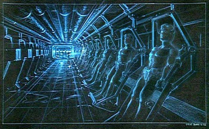 How Terminator 2 Should Originally Look Like