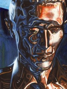 How Terminator 2 Should Originally Look Like