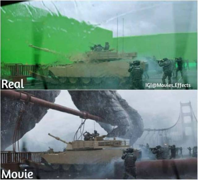 Everything Is Possible With Movie Effects