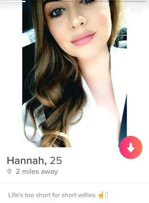 Shameless People On Tinder, part 2