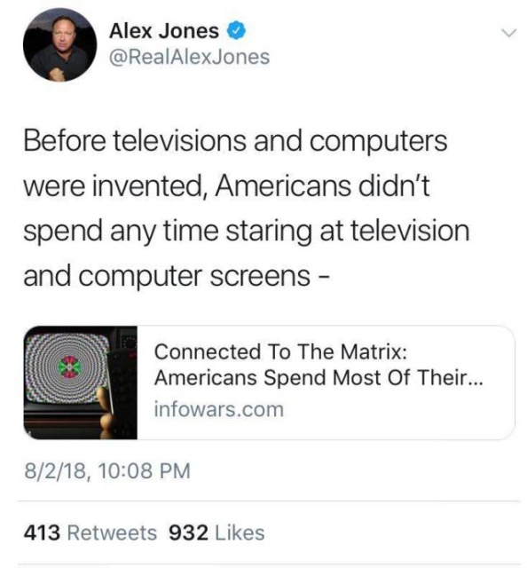 Just Weird