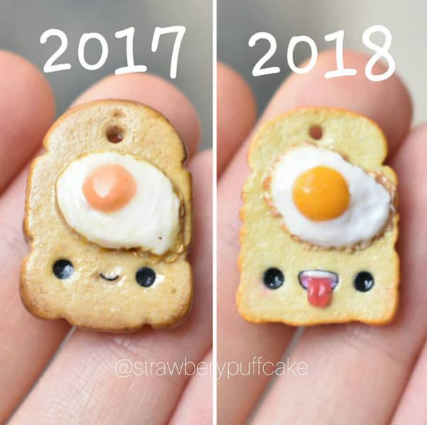 Evolution Of Skills