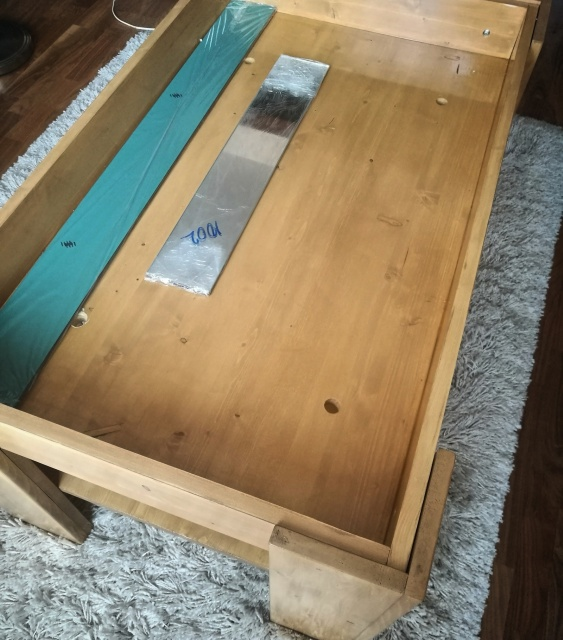 DYI Awesome Coffee Table