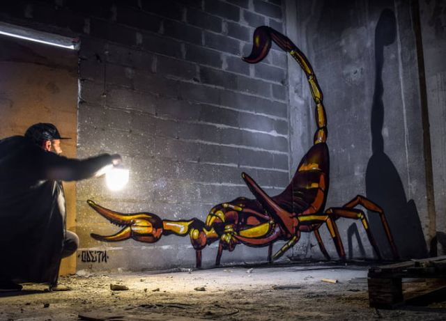 Street Art by Odeith