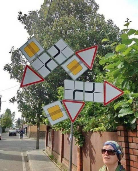 Strange Signs, part 3