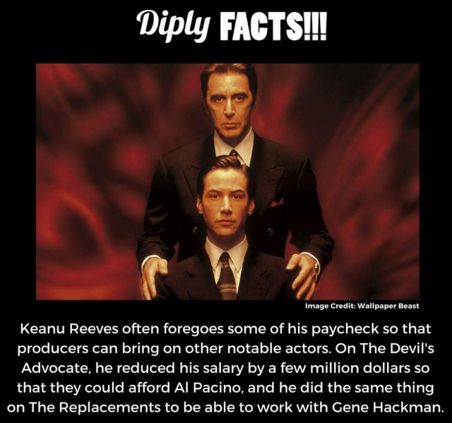 A Quick Reminder That Keanu Reeves Is A Real Life Badass
