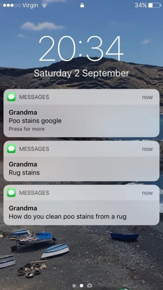 Grandmas And Grandpas Struggling With Technology