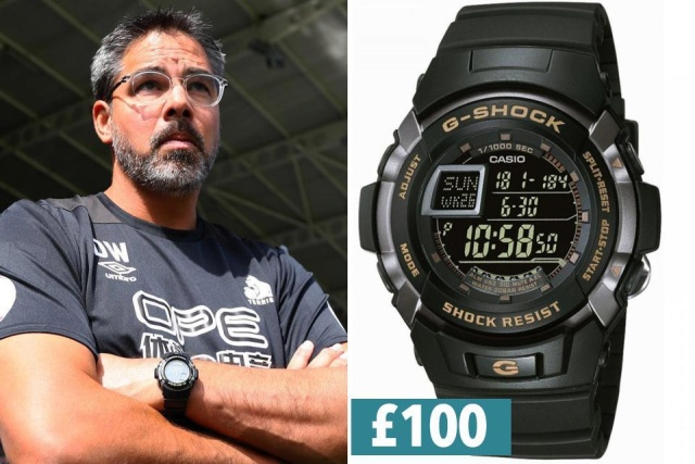 Watches Of The Premier League Bosses