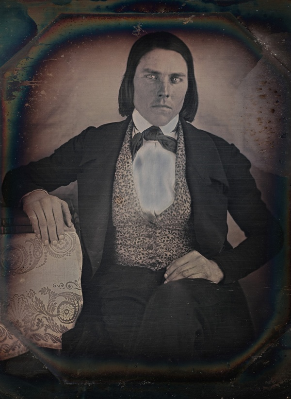 Gold Rush In Ancient Daguerreotypes