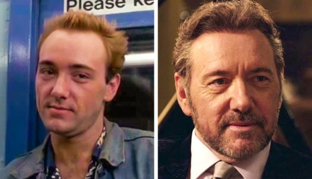How The Actors Have Changed