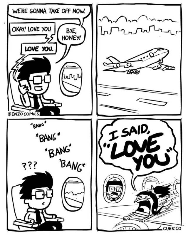 Comics With Unexpected Endings