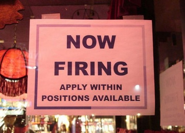 Help Wanted' Signs