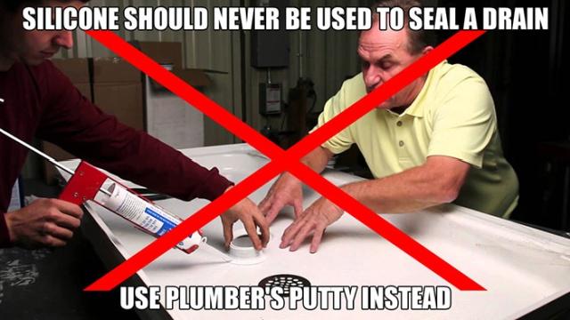 Plumber Shares Interesting Stuff