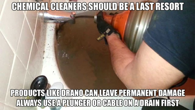 Plumber Shares Interesting Stuff