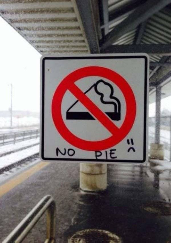 Good Examples Of Funny Vandalism