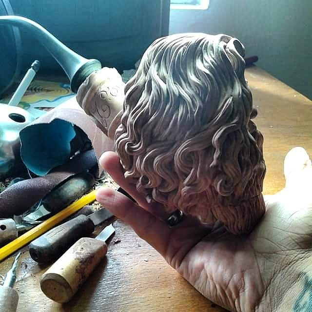 Nice Wood Carving