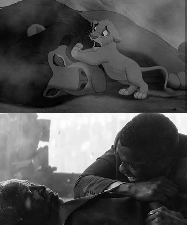 "Was ""Black Panther"" Copied From ""The Lion King""?"