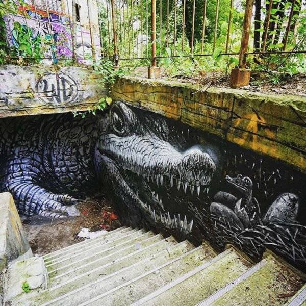 Amazing Street Art, part 6