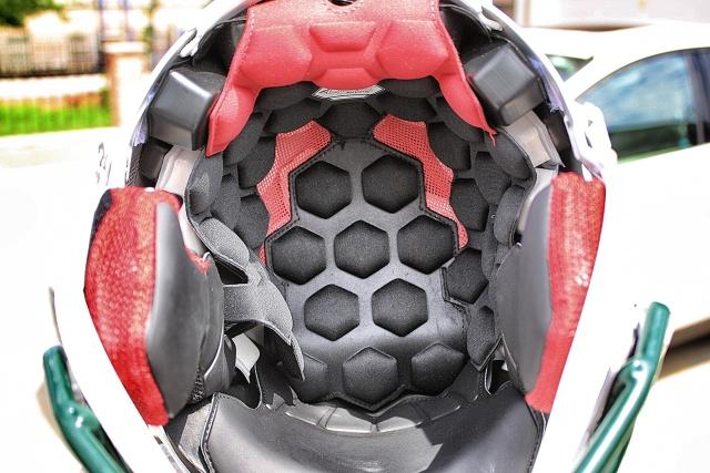 NY Jets' New Riddell 360 Helmet