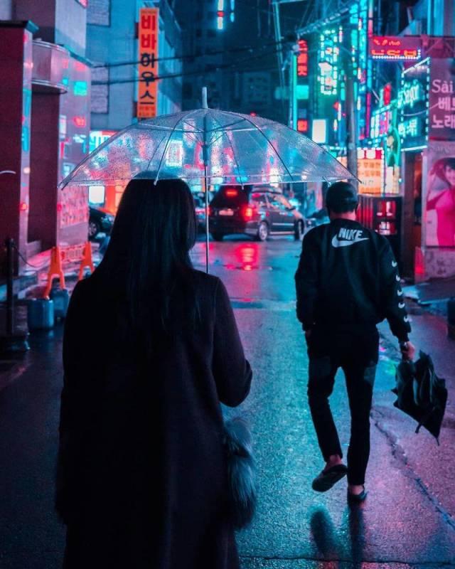 Cyberpunk In Asia
