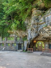 Unique Hotel Beckham Creek Cave