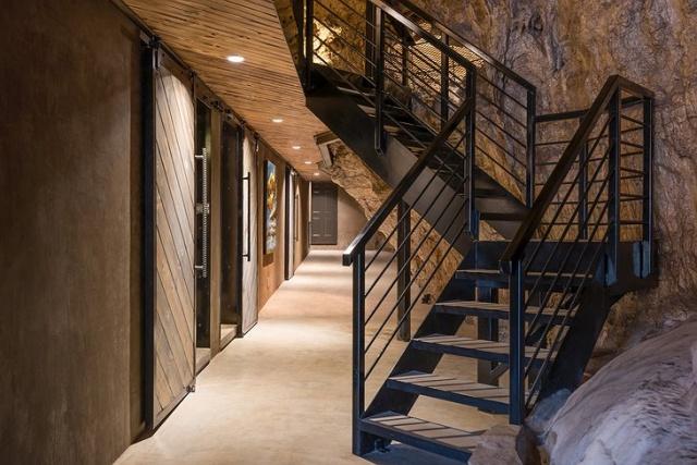 Unique Hotel Beckham Creek Cave