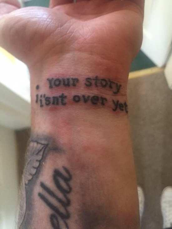 Tattoo With Mistakes