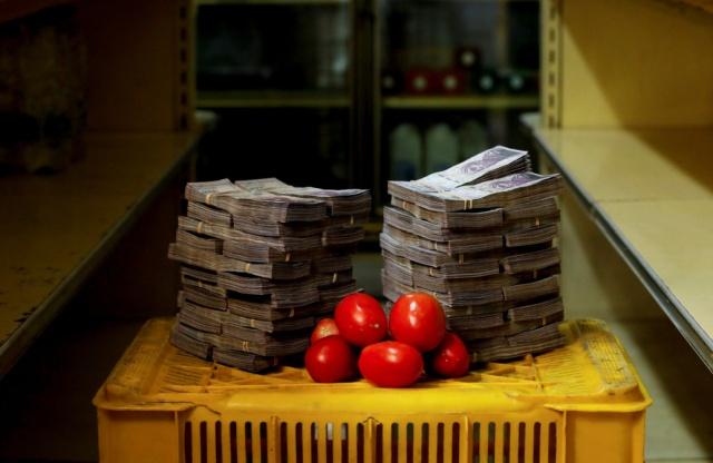 What Venezuelan Bolivar Is Worth