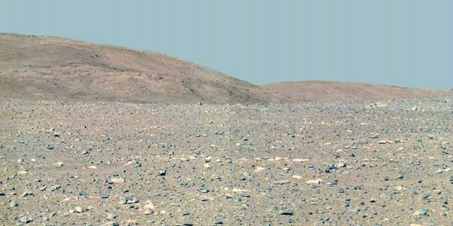 This Is What Mars Surface Looks Like