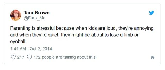 Tweets Only Parents Will Understand