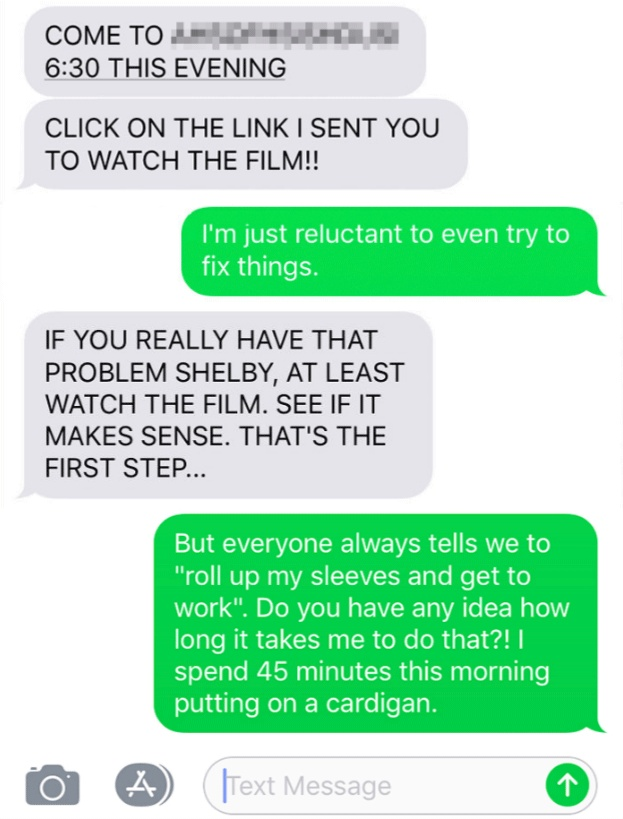 Girl Trolled A Scientologist Who Sent Her A 'Wrong Number' Text