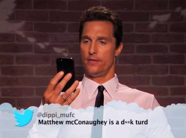 Celebs' Reactions To Mean Tweets Are Priceless