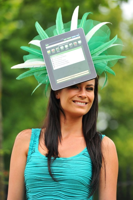 The Craziest Hats Of The Royal Ascot