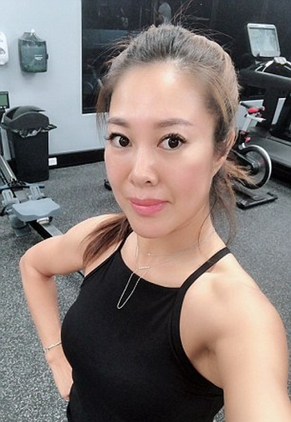 This Fitness Fanatic Looks Great At 47, part 47