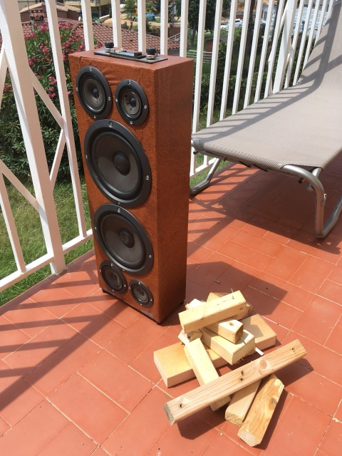 Second Chance For Old Speakers
