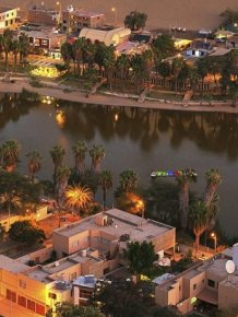 Oasis In Chile