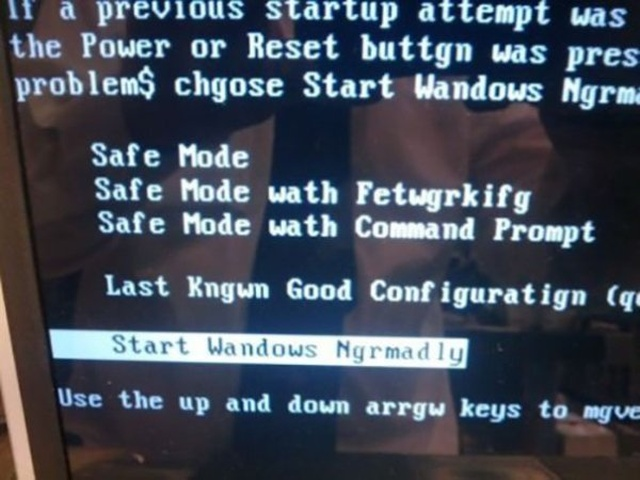 Funny Pictures About Microsoft Windows